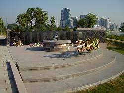 photo of sundial plaza